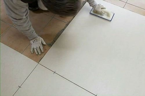 The laying of tiles: what's there to know?