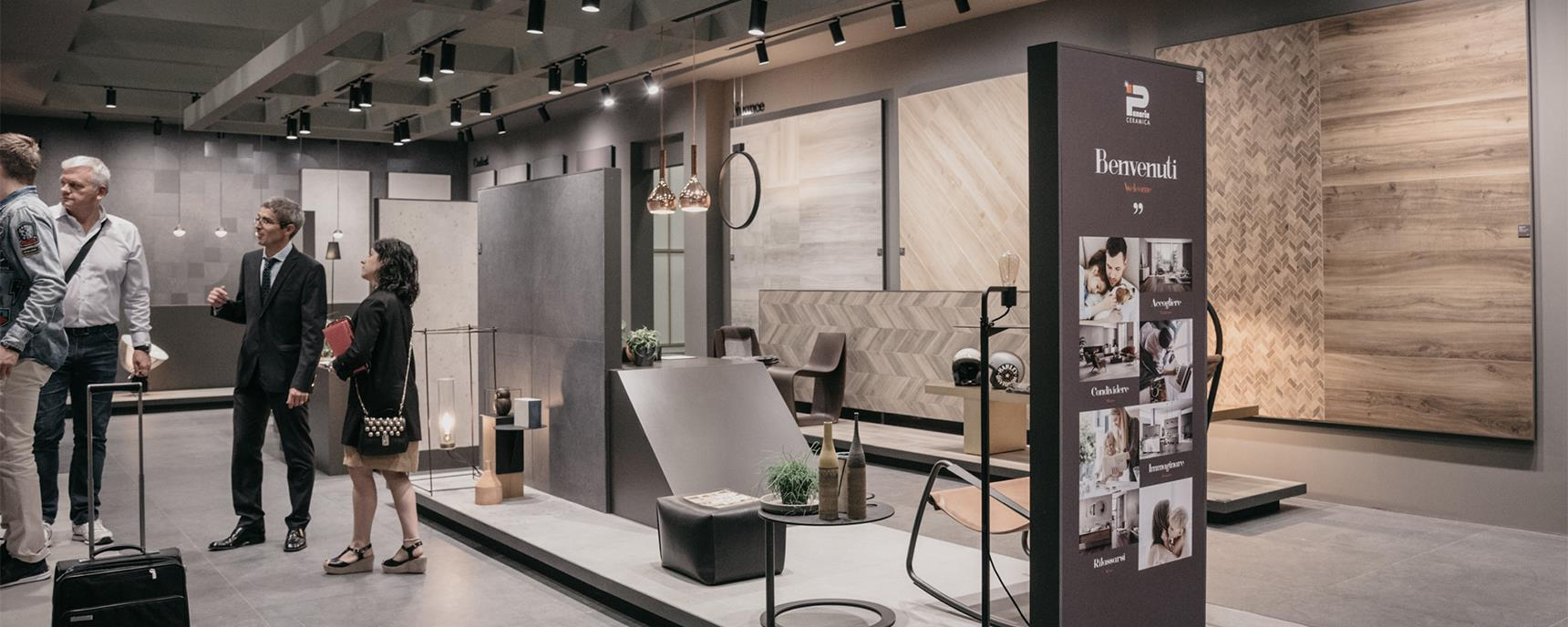 Panaria at Cersaie 2018