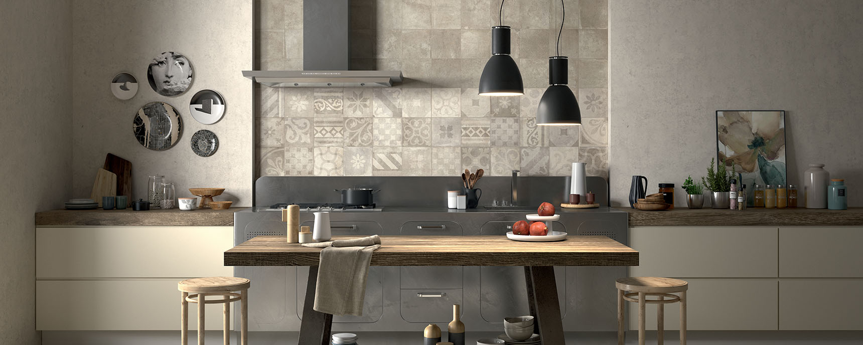 4 ideas and styles for the kitchen